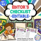 Write, Revise, &amp; Edit - Independent Writing Reference for Kids