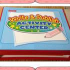 Write and Publish Activity Center