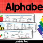 Write and Wipe - Alphabet with Correct Letter Formation