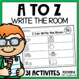 Write the Room from A to Z