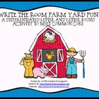 Write the Room Farm Yard Fun-Differentiated Letter/Sound F