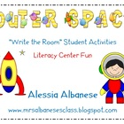 Write the Room Literacy Center Student Activities - Outer