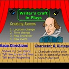 Writer's Craft for Plays