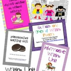 Writers Workshop Bundle Grades 3-5(CC Aligned)