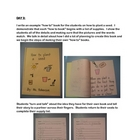Writers Workshop- &quot;How To Books&quot;