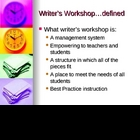 Writer&#039;s Workshop: Making it Happen in Elementary Classrooms