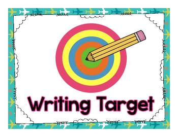 Writer's Workshop: Writing on Target!