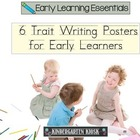 Writing 6-Trait Posters: Early Years