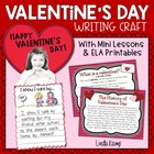 Writing Activities for Valentines Day