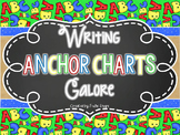 Writing Anchor Charts Galore!