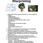 Writing - Blueprinting Places and Memories