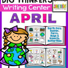 Writing Center April (87 Picture Cards)
