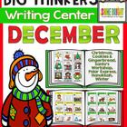 Writing Center December (Common Core Standards Included)