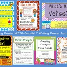 Writing Center MEGA Bundle: 7 Writing Activities!