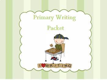 Writing Center Packet