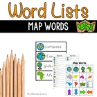 Writing Center Tools- Map Words