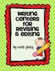 Writing Centers for Revising and Editing