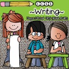 Writing: Common Core First Grade
