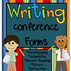 Writing Conference Forms for Notekeeping,Scheduling, and m