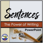 Writing Correct Sentences PowerPoint