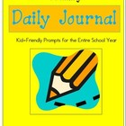 Writing: Daily Journal with Prompts