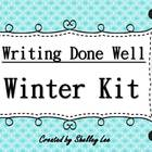 Writing Done Well Winter Kit