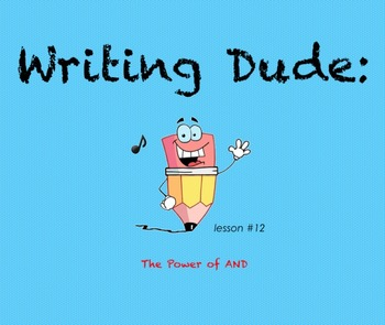 Writing Dude: Details