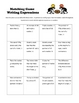 Writing Expressions Fun Partner Activity or Matching Game