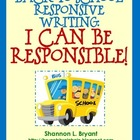 Writing FREEBIE--Student Responsibility