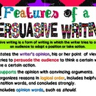 Writing Genres: 17 Features of Writing Poster Pack (CCSS F