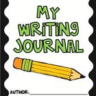 Writing Journal for the Year- Version 2!