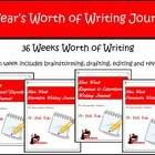 Writing Journals - A Year&#039;s Worth of Writing for Specific Genres
