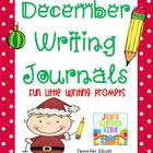 Writing Journals {December}