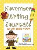 Writing Journals {November}