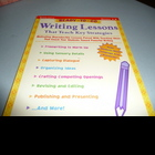 Writing Lessons That teach key strategies