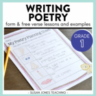 Writing Poetry for Primary Grades