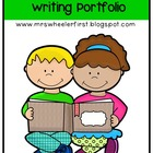 Writing Portfolio For Every Month!!!