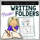 Writing Privacy Folders (Creating an Office) CCSS