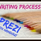 Writing Process Prezi with handout