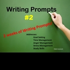 Writing Prompts 2 (Addresses Emotional Intelligence Skills)