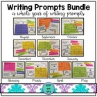Writing Prompts Bundle (A whole year's worth of Writing Pr