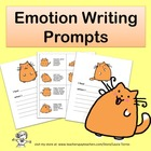 Writing Prompts - Emotions Feelings