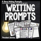 Writing Prompts: Opinion, Narrative, Informational, Respon