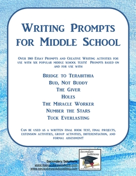 Writing Prompts for Middle School