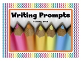 Writing Prompts for Shared Writing and/or Centers (Journals too)