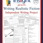 Writing Realistic Fiction Stories Independent Writing Proj
