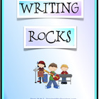 Writing Rocks Charts
