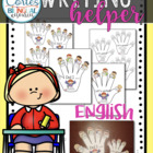 Writing Steps and Checklist Helper ENGLISH