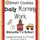 Writing Strong: Smart Cookies Common Core Daily Language,