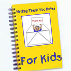 Writing Thank You Notes For Kids
